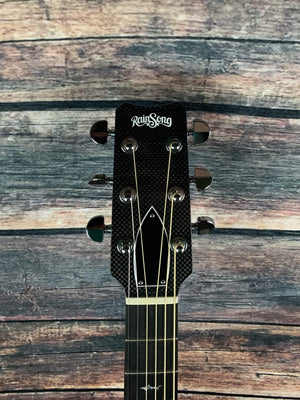 RainSong Acoustic Guitar Rainsong Left Handed DR1000N2 Acoustic Electric Dreadnought Guitar