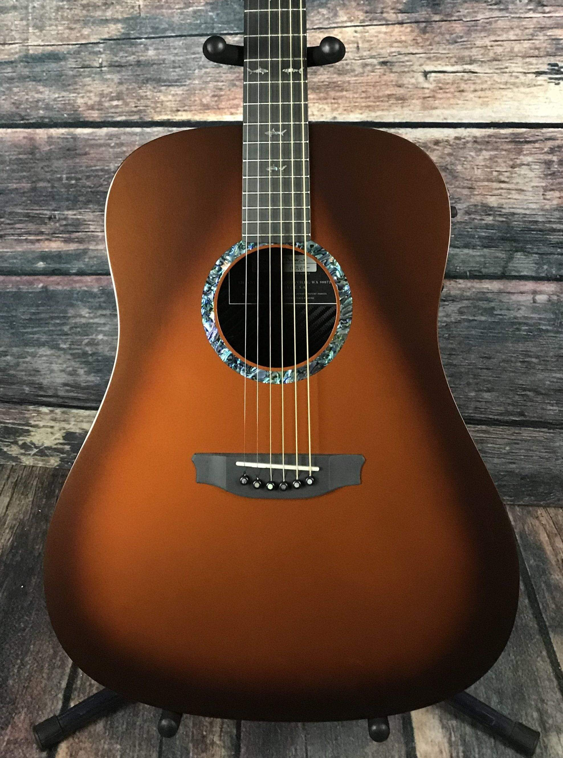 rainsong left handed dr1000n2t acoustic electric dreadnought guitar to. Black Bedroom Furniture Sets. Home Design Ideas