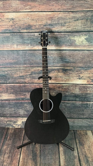 RainSong Acoustic Guitar Used Rainsong H-WS1000N2 Hybrid Series Acoustic Electric Guitar with Case