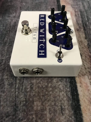 Red Witch pedal Used Red Witch Titan Delay Pedal