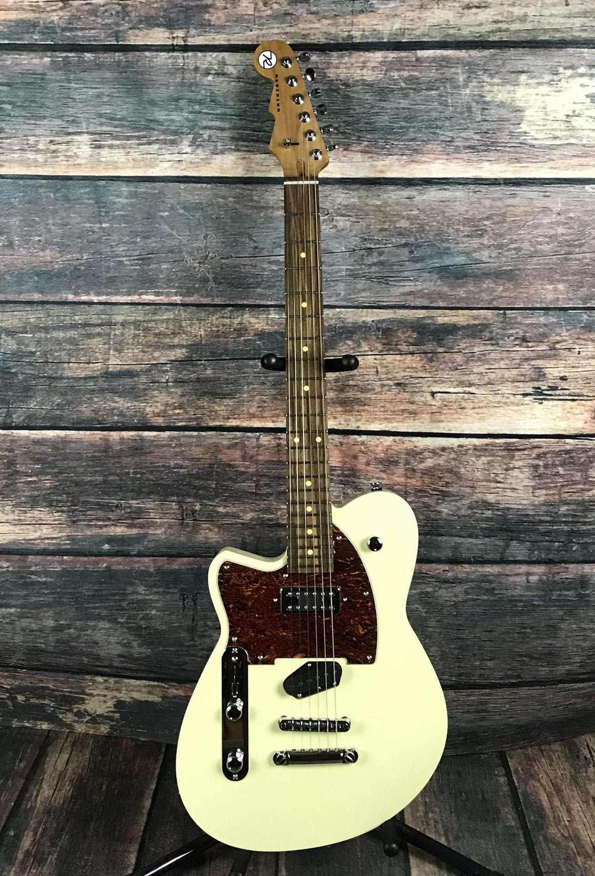 Reverend Electric Guitar Guitar Only Reverend Left Handed Buckshot Electric Guitar