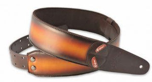 RightOn! Strap RightOn! Mojo Collection Vegan Leather Guitar Strap - Sunburst