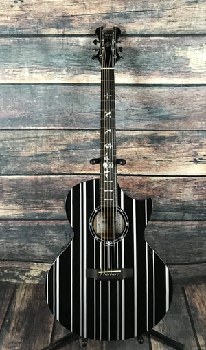 Schecter Acoustic Guitar Schecter Synyster Gates 'SYN AC-GA SC Acoustic Electric Guitar-#3700