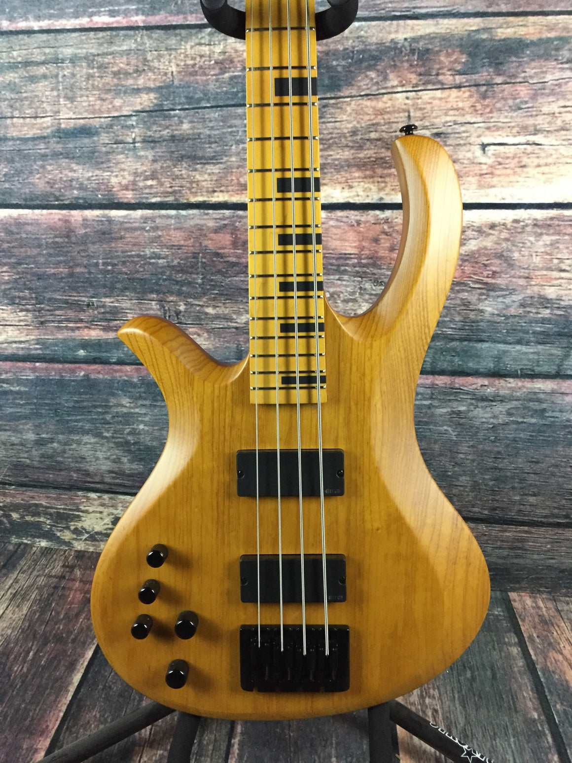Schecter Electric Bass Schecter Left Handed Riot-4 Session Electric Bass-#2856