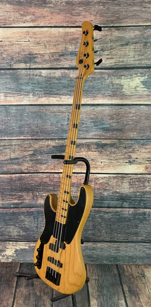 Schecter Left Handed Model-T Session Electric Bass- #2849