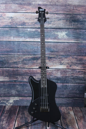 "Schecter Electric Bass Schecter Left Handed Nikki Sixx  ""Schecter Sixx"" Electric Bass"
