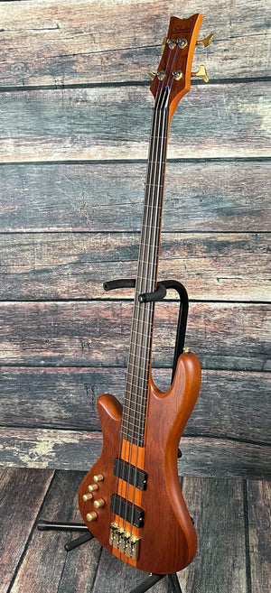 Schecter Electric Bass Schecter Left Handed Stiletto Studio 4 Fretless Electric bass - #2765