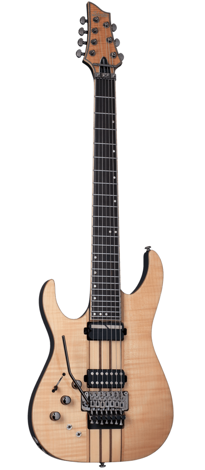 Schecter Electric Guitar Guitar only Schecter Left Handed Banshee Elite-7 FR S Electric Guitar