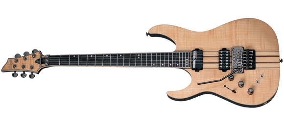Schecter Electric Guitar Guitar only Schecter Left Handed Banshee Elite FR-S Electric Guitar -#1256