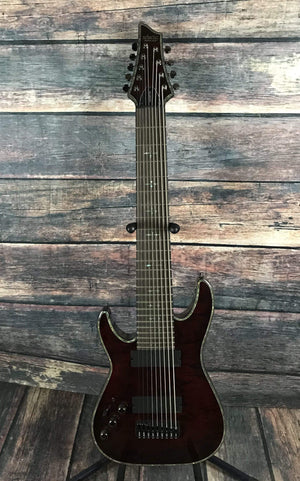 Schecter Electric Guitar Guitar Only Schecter Left Handed Hellraiser C-9 Electric Guitar-#1782