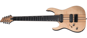 Schecter Electric Guitar Schecter Left Handed Banshee Elite-8 Electric Guitar- #1259