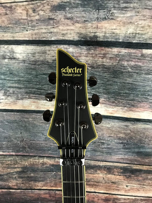 Schecter Electric Guitar Schecter Left Handed Blackjack ATX C-1 FR Electric Guitar - #395