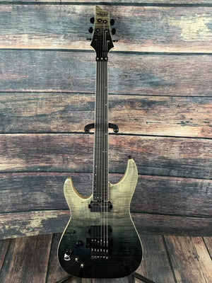 Schecter Electric Guitar Schecter Left Handed C-1 FR S SLS Elite Electric Guitar - #1364