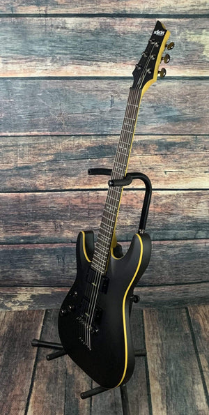 Schecter Electric Guitar Schecter Left Handed Demon 6 Electric Guitar #3665