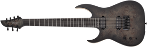 Schecter Electric Guitar Schecter Left Handed Keith Merrow MK-III Artist Electric Guitar- #306 Trans Black Burst