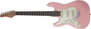 Schecter Electric Guitar Schecter Left Handed Nick Johnston Traditional LH - Atomic Coral #336