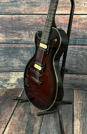 Schecter Electric Guitar Used Schecter Left Handed Hellraiser Solo Electric Guitar with Gig Bag