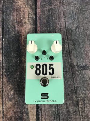 Seymour Duncan pedal Seymour Duncan 805 Overdrive Pedal