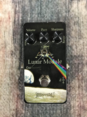 Skreddy Pedals pedal Used Skreddy Pedals Luna Module Fuzz Pedal with Box