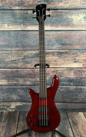 Spector Electric Bass Spector Left Handed Bantam 4 Short Scale 4 String Electric Bass