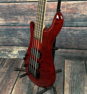 Spector Electric Bass Spector Left Handed Bantam 4 Short Scale Electric Bass