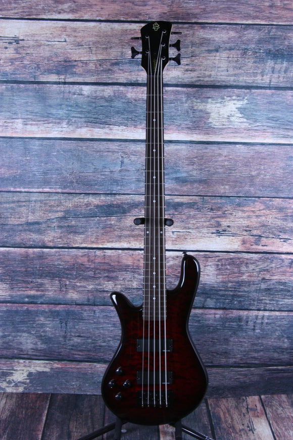 Spector Electric Bass Spector Left Handed Legend 5 Bass Electric Guitar