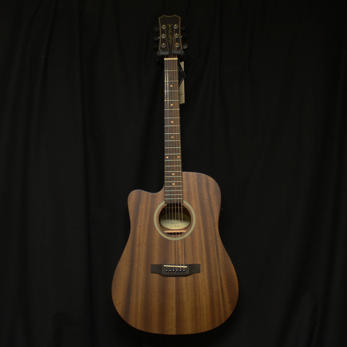 Stagg Acoustic Guitar Stagg Left Handed James Neligan DEV-DCFI Deveron series Acoustic Electric Guitar