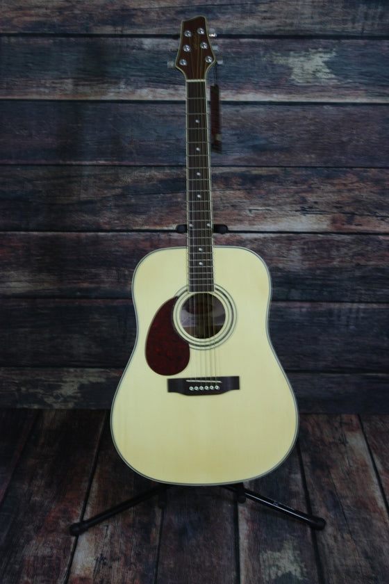 Stagg Acoustic Guitar Stagg Left Handed SW209 left handed acoustic guitar