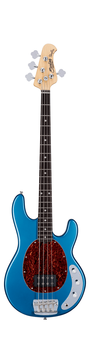 Sterling by Music Man Electric Bass Sterling by Music Man StingRay Classic Ray24CA 4-String Electric Bass- Toluca Lake Blue