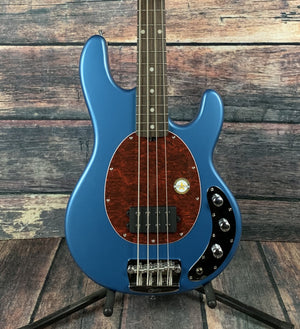 Sterling by Music Man Electric Bass Sterling by Music Man Stingray Classic Ray24CA-TLB-R1 Electric Bass- Toluca Lake Blue