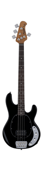Sterling by Music Man Electric Bass Sterling by Music Man StingRay Ray34 BK-R2 Electric Bass- Black