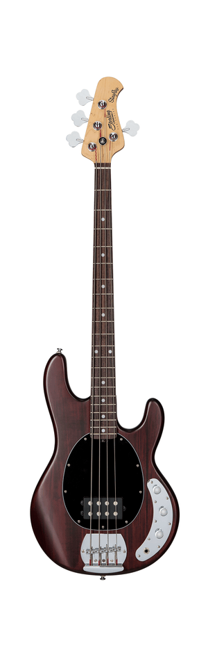 Sterling by Music Man Electric Bass Sterling by Music Man StingRay Ray4 Electric Bass - Walnut Satin
