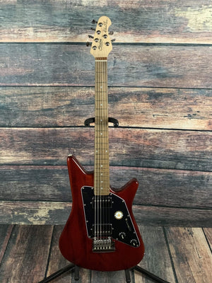 Sterling by Music Man Electric Guitar Sterling by Music Man Albert Lee Signature AL40 - Trans Walnut