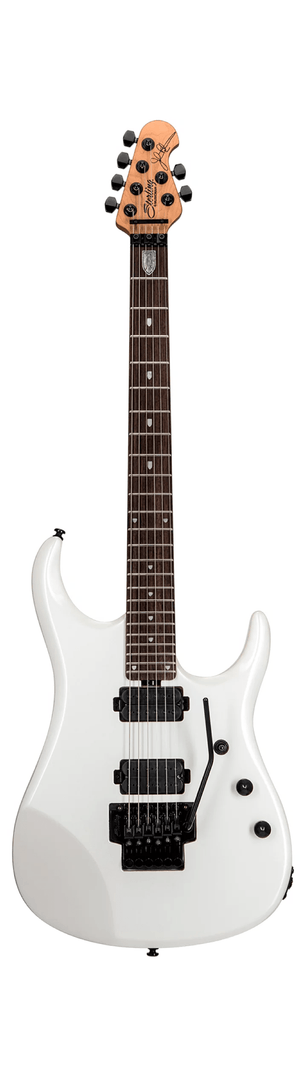 Sterling by Music Man Electric Guitar Sterling by Music Man JP160 John Petrucci Signature Electric Guitar - Pearl White