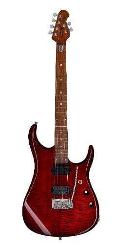 Sterling by Music Man Electric Guitar Sterling by Music Man P150FM-RRD John Petrucci Signature Electric Guitar-Royal Red