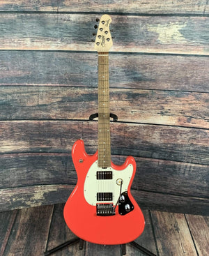 Sterling by Music Man Electric Guitar Sterling by Music Man StingRay SR30 - Fiesta Red