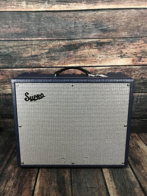 Supro Amp Supro S6420 64 Reissue Series Thunderbolt 35w 1x15 Class A Tube Amp