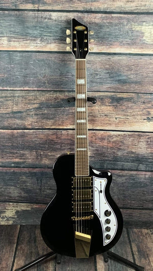 Supro Electric Guitar Supro 1275JB Tri Tone 3 Pickup Electric Guitar