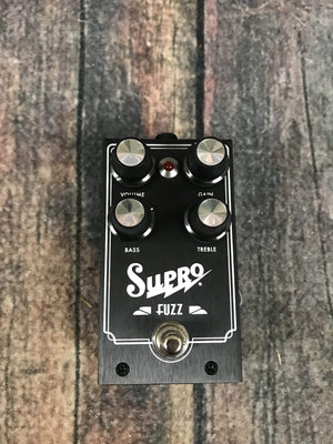 Supro pedal Used Supro SP1304 Fuzz Pedal with Box