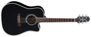 Takamine Acoustic Electric Guitar Takamine EF341SC Legacy Series Acoustic Electric Guitar