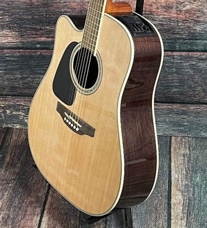 Takamine Acoustic Electric Guitar Takamine Left Handed GD51CE-NAT Acoustic Electric Guitar