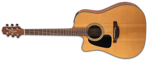 Takamine Acoustic Electric Guitar Takamine Left Handed P1DC LH Pro Series Acoustic Electric Guitar