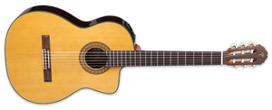 Takamine Acoustic Electric Guitar Takamine TC132SC Classical Series Acoustic Electric Guitar