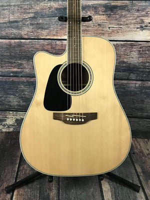 Takamine Acoustic Guitar Default Title Takamine Left Handed GD51CE-NAT Acoustic Electric Guitar