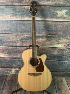 Takamine Acoustic Guitar Takamine GN71CE-NAT G-Series G70 NEX Series Acoustic Electric Guitar- Natural