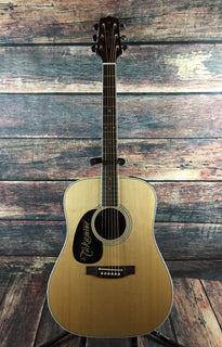 Takamine Acoustic Guitar Takamine Left Handed EF360GF Glenn Frey Acoustic Electric Guitar