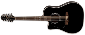 Takamine Acoustic Guitar Takamine Left Handed EF381SC-LH Legacy Series 12-String Acoustic Electric Guitar