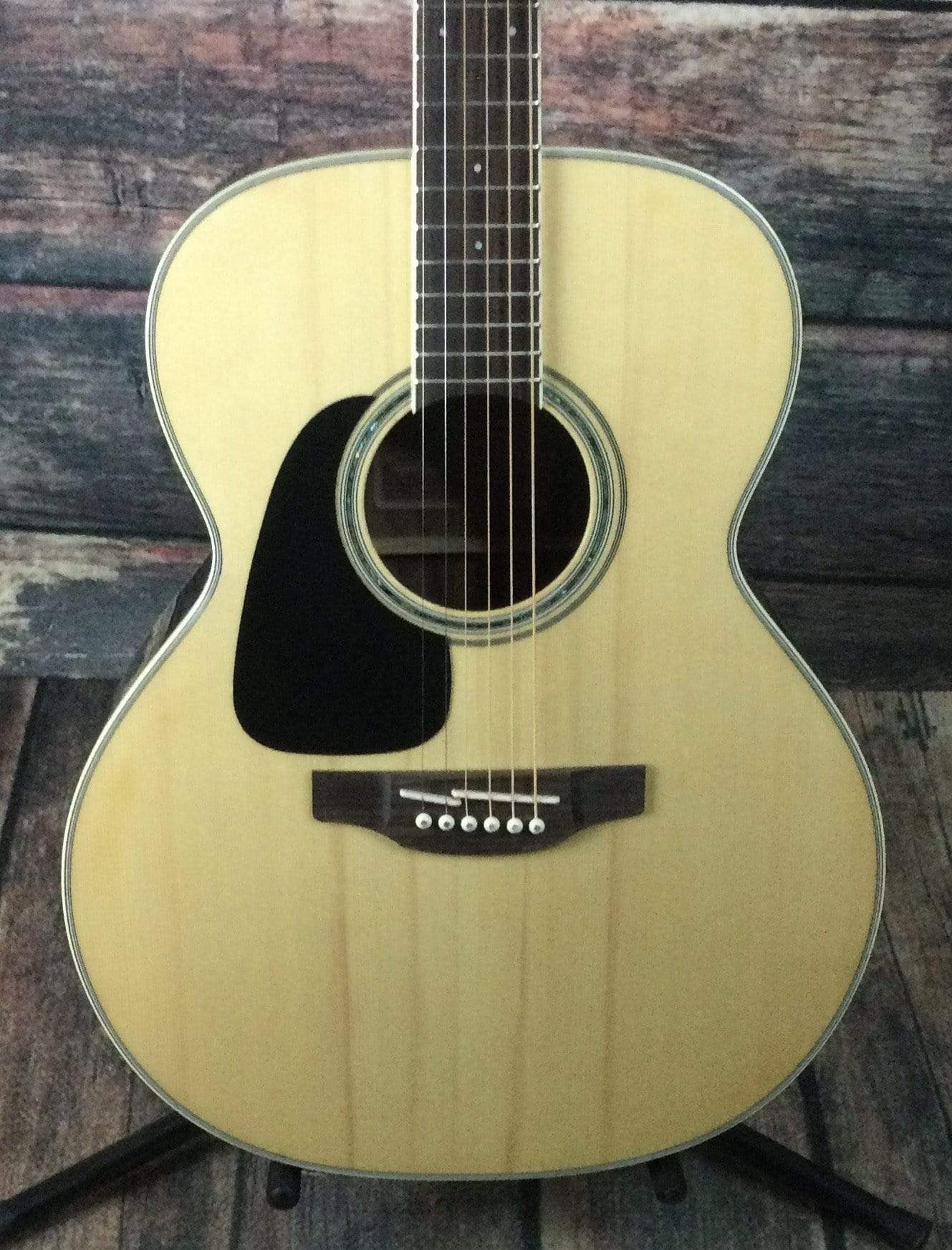 Takamine Acoustic Guitar Takamine Left Handed GN51 Acoustic NEX Body Guitar