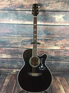 Takamine Acoustic Guitar Takamine Right Handed GN75CE TBK Acoustic Electric Guitar