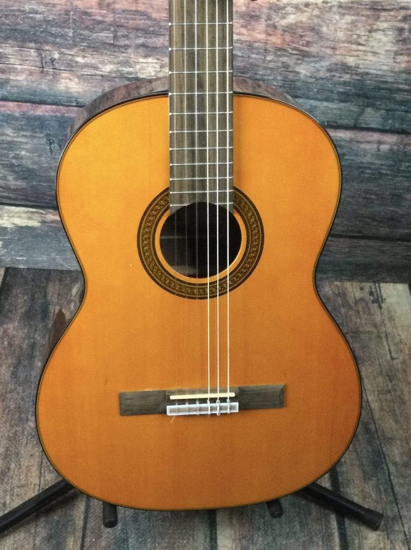 Takamine Classical Guitar Takamine Left Handed GC5 Classical Nylon String Guitar